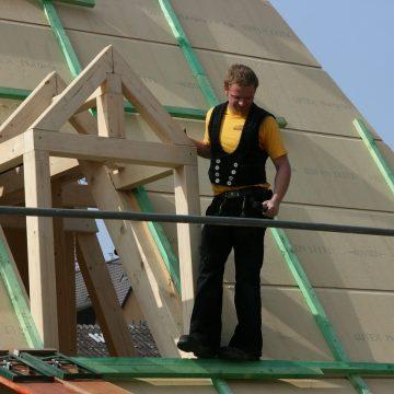 Zimmermann Roof Restore Germany Bretten